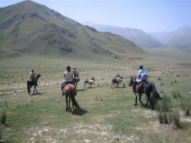 Drie weken trektocht te paard - Kyrgyzstan - Atma Asia Travel