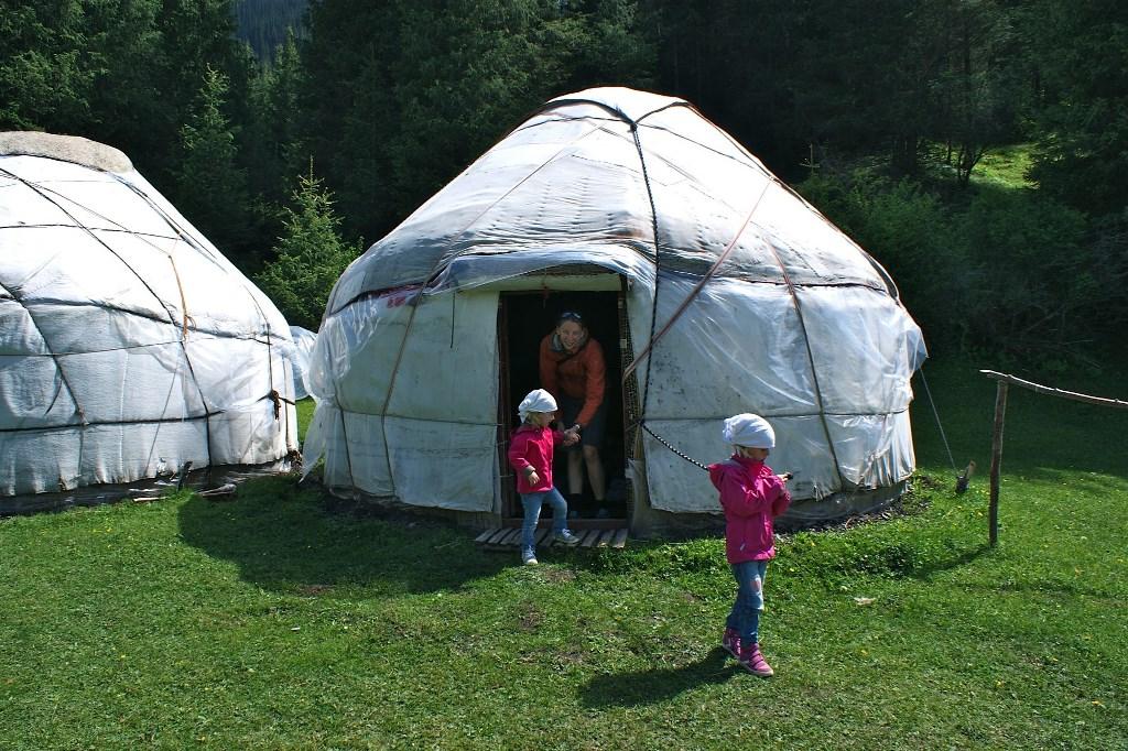 Kyrgyzstan met jonge kinderen - Kyrgyzstan - Atma Asia Travel