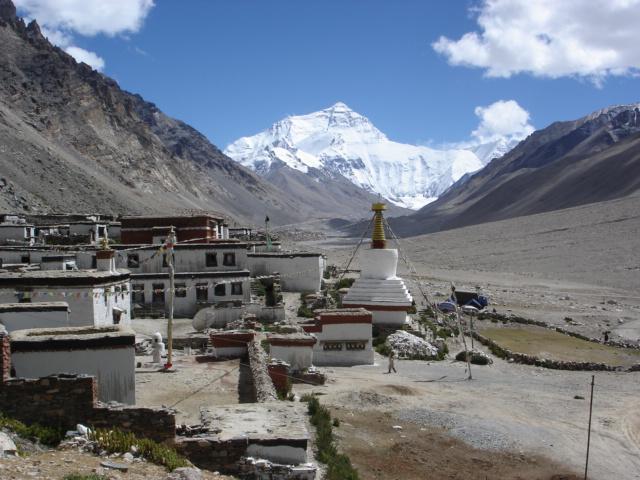 Bezoek Everest basecamp - Tibet - Atma Asia Travel
