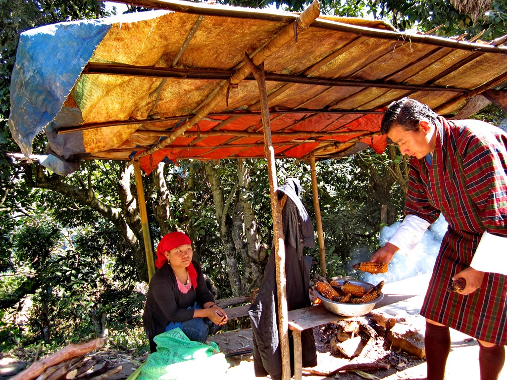 Cheri en Tango kloosters - Bhutan - Atma Asia Travel