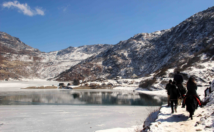 Dagtocht naar oost Sikkim - Sikkim - Atma Asia Travel