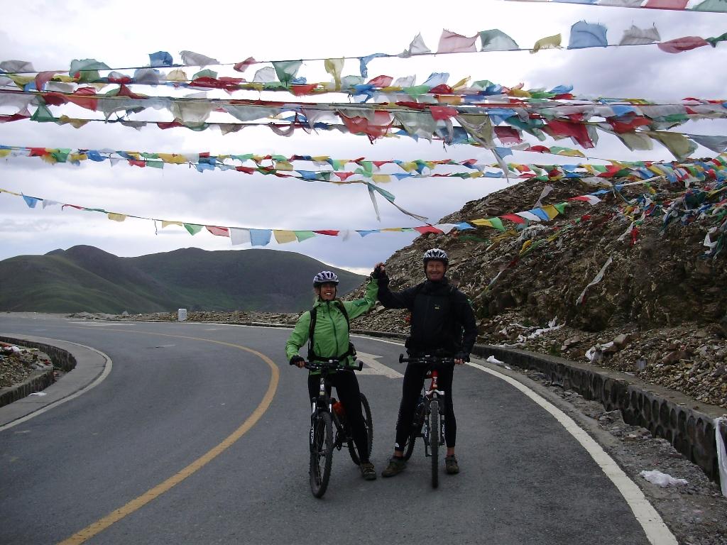 Fietsen van Lhasa naar Kathmandu - Tibet - Atma Asia Travel