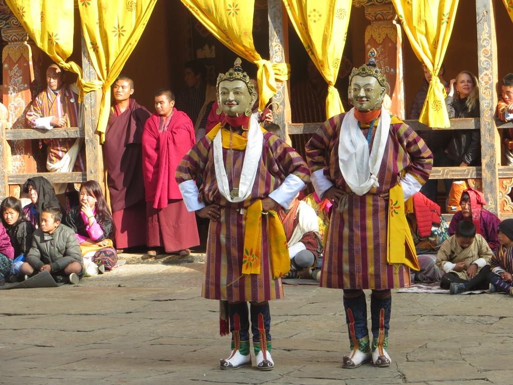 Festival kalender Bhutan - Bhutan - Atma Asia Travel