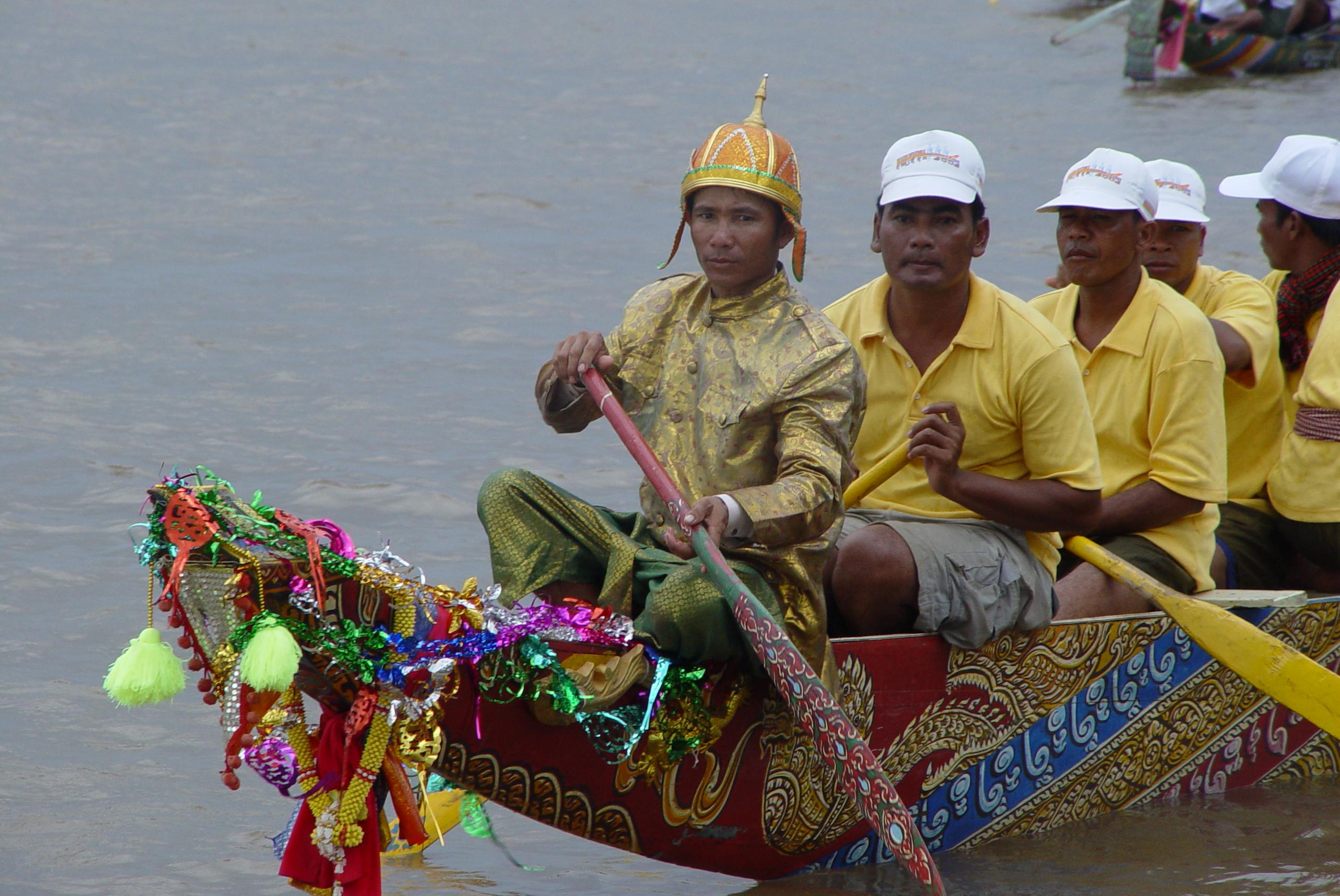 Cambodja Festival kalender - Cambodja - Atma Asia Travel