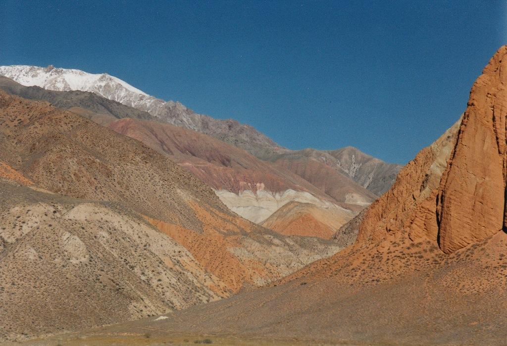 Fiets expeditie Kyrgyzstan - Kyrgyzstan - Atma Asia Travel