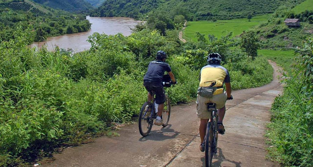 Fietsen en Mountainbiken - Atma Asia Travel