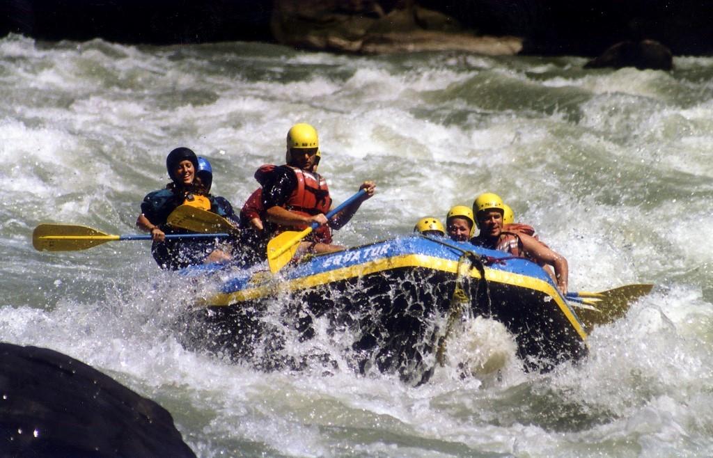 Kali Gandaki rivier - Nepal - Atma Asia Travel