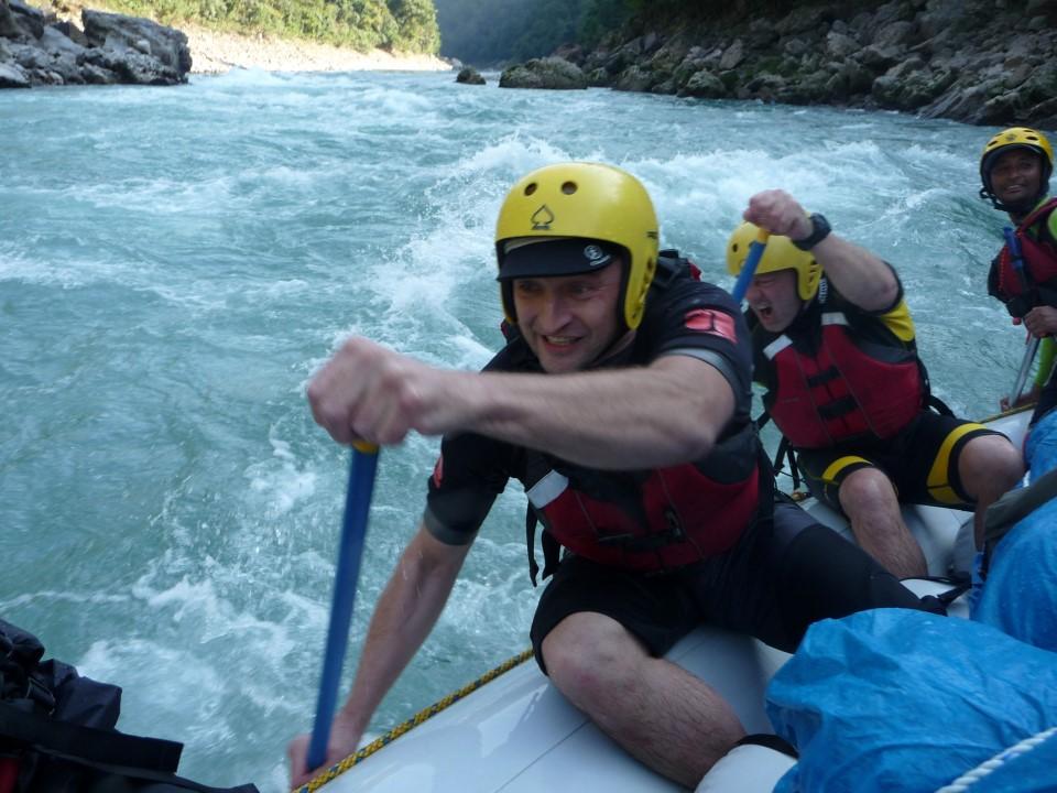 Karnali rivier - Nepal - Atma Asia Travel
