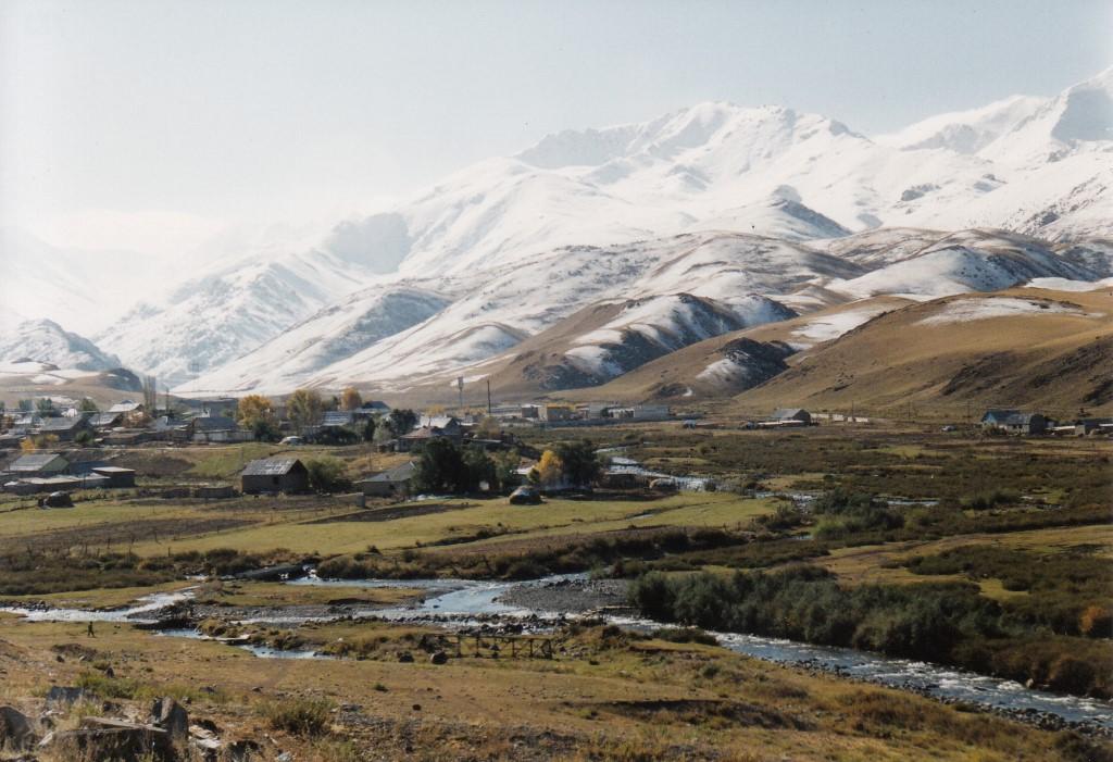 2 weken Mountainbiken Kyrgyzstan - Kyrgyzstan - Atma Asia Travel