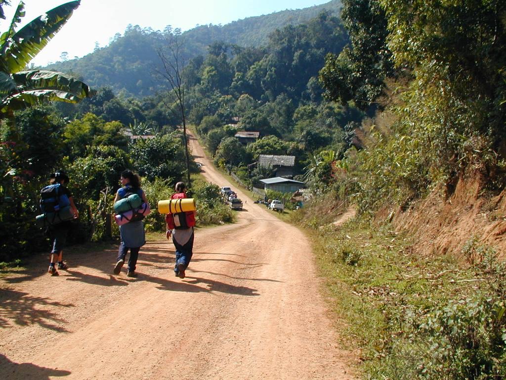 Black Lahu en Tai Yai - Thailand - Atma Asia Travel