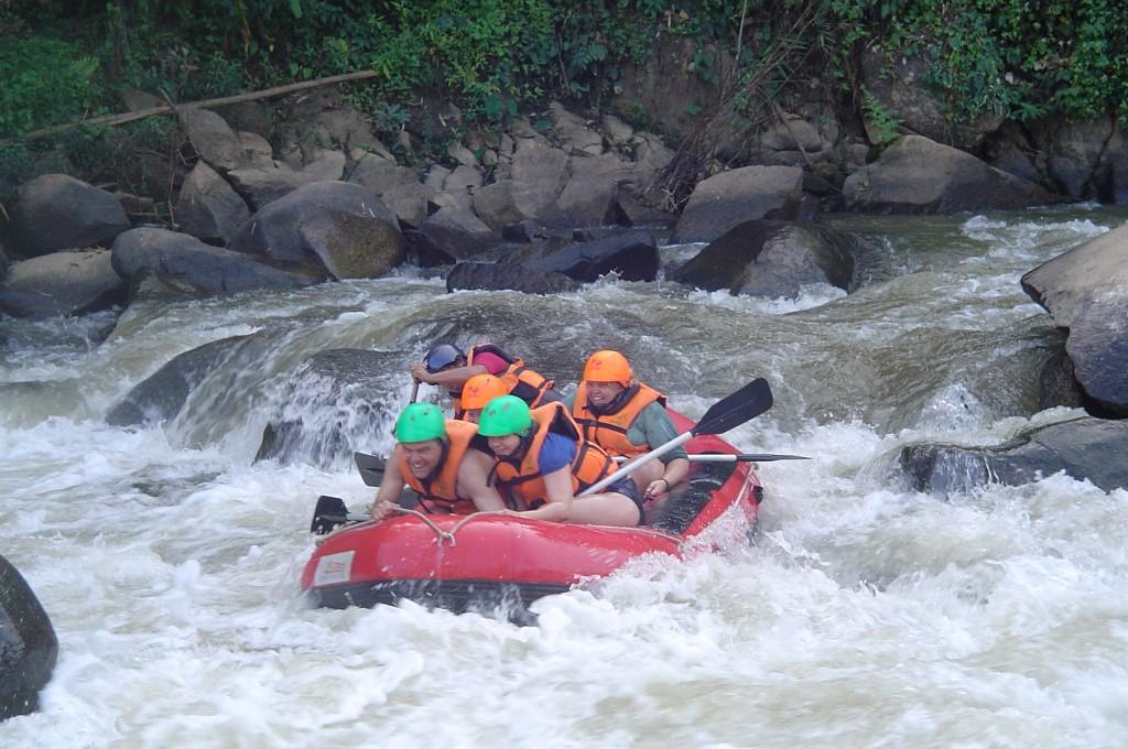 Per boot door de jungle - Thailand - Atma Asia Travel