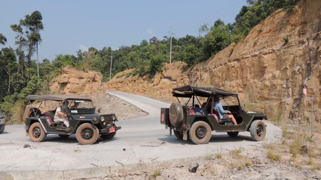 Per jeep dwars door Cambodja - Cambodja - Atma Asia Travel