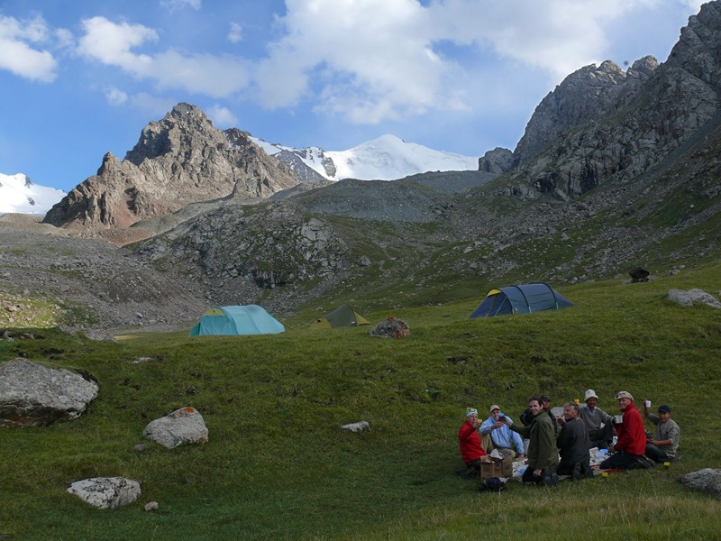 Wandelreis Kyrgyzstan - - Atma Asia Travel