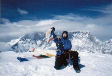 Bergbeklimmen - Atma Asia Travel