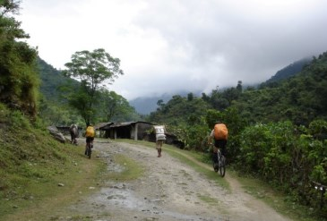 Fietsen en Mountainbiken - Atma Asia Travel