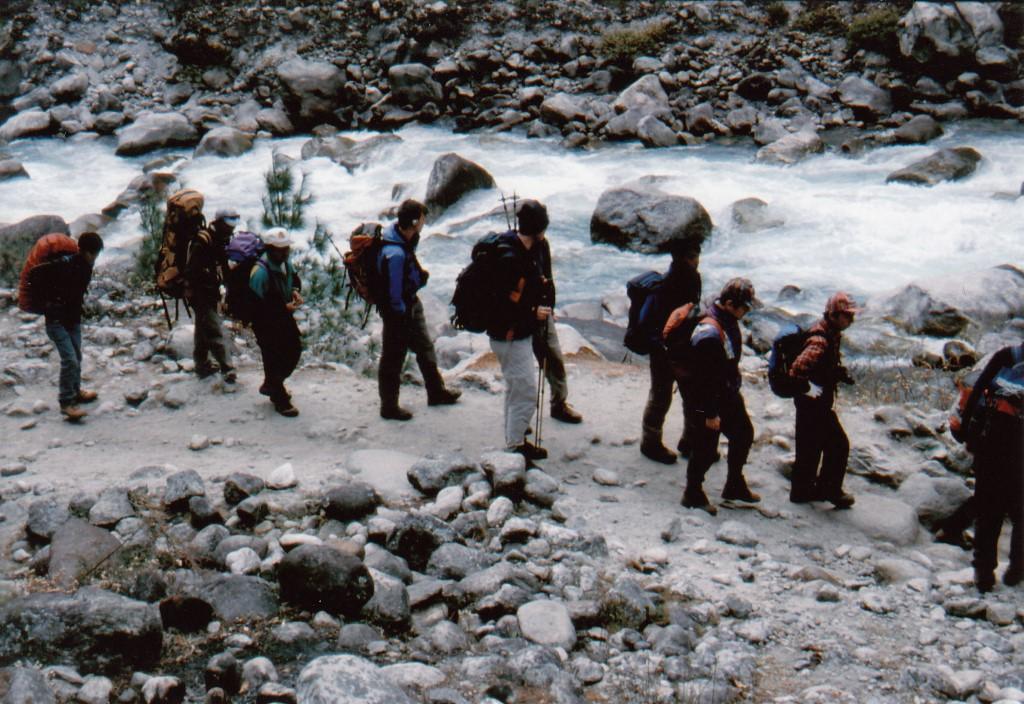 Beklim de Island Peak - Nepal - Atma Asia Travel